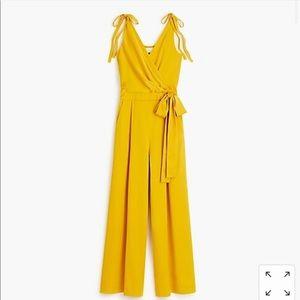 Jcrew collection jumpsuit